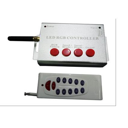 RGB LED泳池燈控制器 水下燈載波遙控器